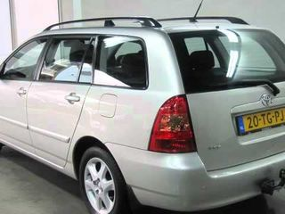 Toyota Corolla 2002 -2007 universal.вся.оптика