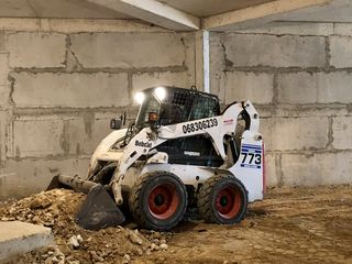 Servicii Bobcat / Miniexcavator