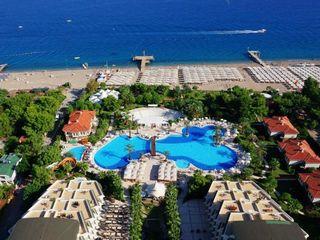 """вылет 2.05. - Кемер (Текирова), отель """" Queen's Park Tekirova 5* """" от """" Emirat Travel """"."""