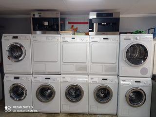 Mașini de spălat Miele, Uscătoare de haine,Aparate de Cafea