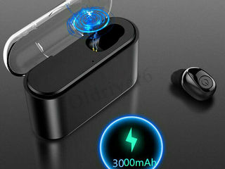 Bluetooth 5.0 Headset TWS Wireless Twins Earbuds 5D Stereo Headphones  Q32/X8S