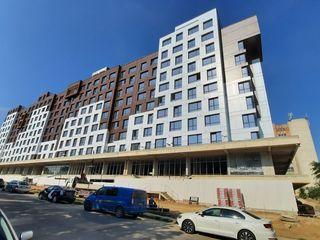 Buiucani! Apartament cu 2 odai, varianta alba, 69 m.p..