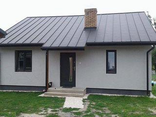 Новый дом с отделкой для молодой семьи