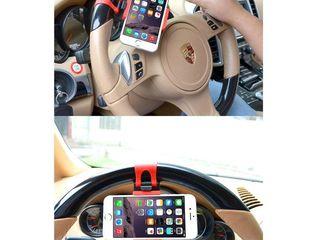Suport telefon tableta pentru automobil, suport+incarcator wireless
