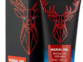 Марал гель — мужской гель для увеличения пениса плюс хорошая эрекция
