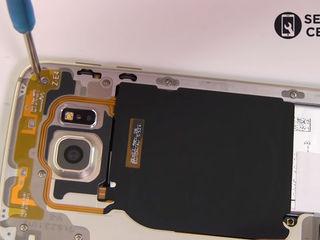 Samsung Galaxy S6 (G920)  Nu ține bateria telefonului? Noi ți-o schimbăm foarte ușor!