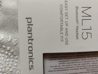 Plantronics ML 15 casca Bluetooth