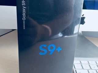 Samsung Galaxy S9 Plus - 580 €. (Midnight Black) - Новый !