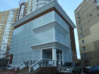 Head office - Мирча чел Бэтрын. 640 кв.м.