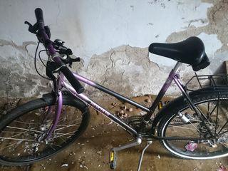 Велосипед Gercules Ирландия. очень удобный, 7 скоростной продам или меняю на объектив Canon 17-85mm.