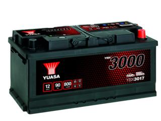 Авто аккумулятор Yuasa YBX3017 800 А