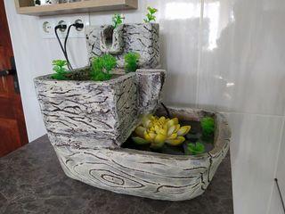 Аквариум-водопад для дома и офиса!