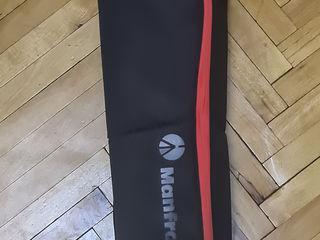 manfrotto junior 410 head + manfrotto 055 xprob + case manfrotto original 250 euro