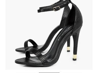 Sandale, boohoo, pantofi negri