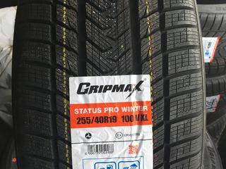 255/40 R19 Gripmax
