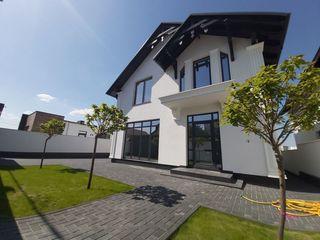 Casa in 2 nivele Ialoveni 150 m2 situat pe 4 arii varianta alba