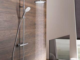 Душевая система Kludi Freshline Dual Shower System 6709205-00