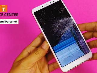Xiaomi RedMi S2 Треснуло стекло заменим его!
