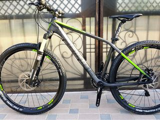 Haibike attack rx pro carbon 27.5