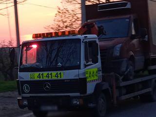 Evacuator Chisinau. Manipuleator