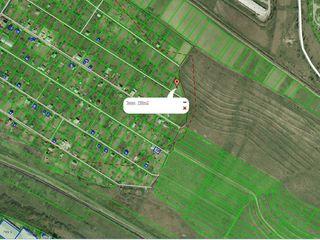 4 Terenuri pentru constructie 15 km de la Chisnau, cu suprafata de : 790m2; 624m2; 870m2;600m2.