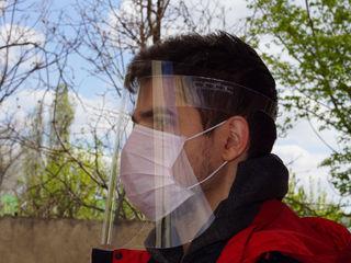 Маска защитная для лица (antiCOVID-19)