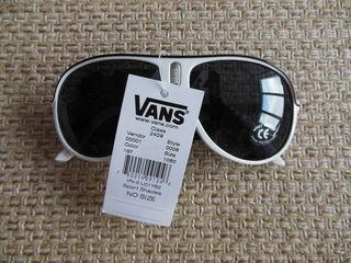 Новые, солнцезащитные очки, Vans.