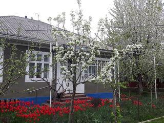 Продаётся кирпичный дом на 30 сотках  + сарай  в Унгенском р-не. дом жилой, готов к жизни.