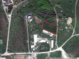 продается участок 38 соток 7.7 км от аэропорта в село Флорены
