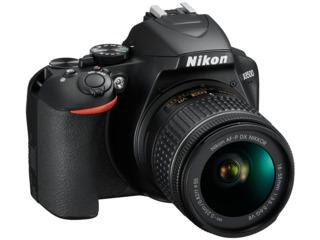 Nikon D3500 kit AF-P 18-55mm VR (практически новый)