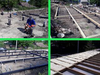 Construim case din carcasă de lemn