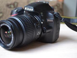 Фотоаппарат Nikon D3200 kit - новый!