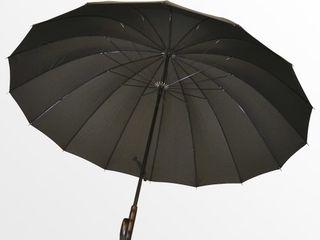 Прочный зонт для всей семьи