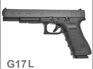 Glock 17 Long  cal. 9x19 mm