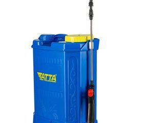 Pompa pentru stropit (vermorel) Tatta TP-1838A, cu acumulator, 12V 8Ah, incarcator 1 A, motor 3.6 lp
