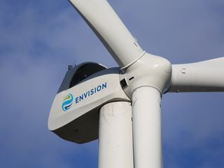 Новые ветрогенераторы Vestas, Envision, Enercon 100 кВт-3 МВт