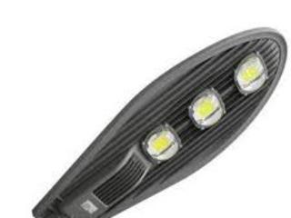 Led felinar stradal, уличные лед светильники на столб,простые и на солнечных батареях 30W-150W