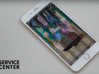 Iphone 8/8+ разбил экран не грусти, приноси!