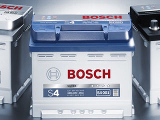 «Bosch»,«Varta» acumulatoare !Superpret! Суперцена! Livrare! Доставка!