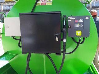 Vindem rezervoare pentru pastrarea benzinei cu volum de 5000l si 9000l