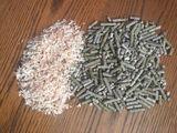 Pelitizatoare specializate pentru granularea rumegușului, coajei de răsărita si alte resturi