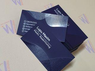 Визитные карточки! Печать на собственном оборудовании.