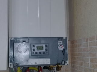 Master  reparatie-montare  cazane pe gaz ремонт+чистка kotlov7 deservire boilere
