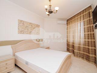 Apartament spațios, design modern, regiune centrală, str. Lev Tolstoi, 550 €