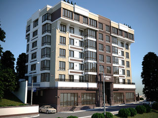 Complexul locativ residence park - 480 eur/m2