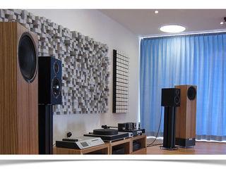 Звукоизоляция и акустика помещений. Материалы, технологии, строительство.