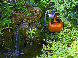 Pompe de apa si Motopompe in asortiment Mare Pentru toate necesitatile