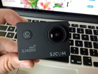 SJ4000 WIFI экшн камера с дисплеем полный комплект !! не дорого !