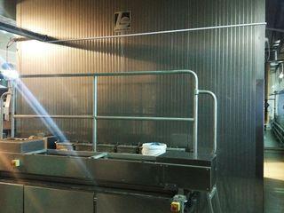 печь  для пекарни   Gostol (Гостол ) автом. расстойка для батонов