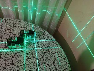 лазерный уровень  3 д      марка  DEKO